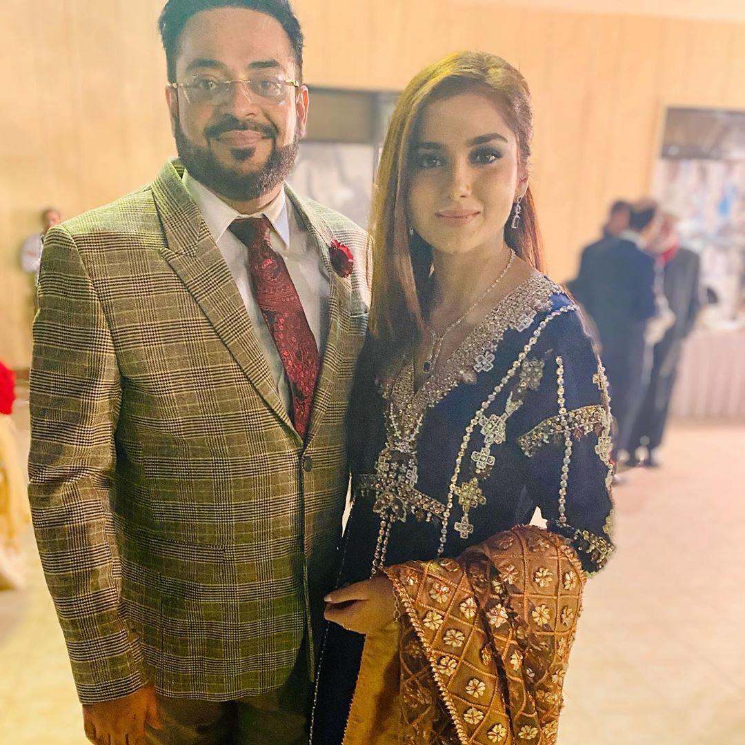 Latest Clicks of Syeda Tuba Aamir from Eat Karachi Festival