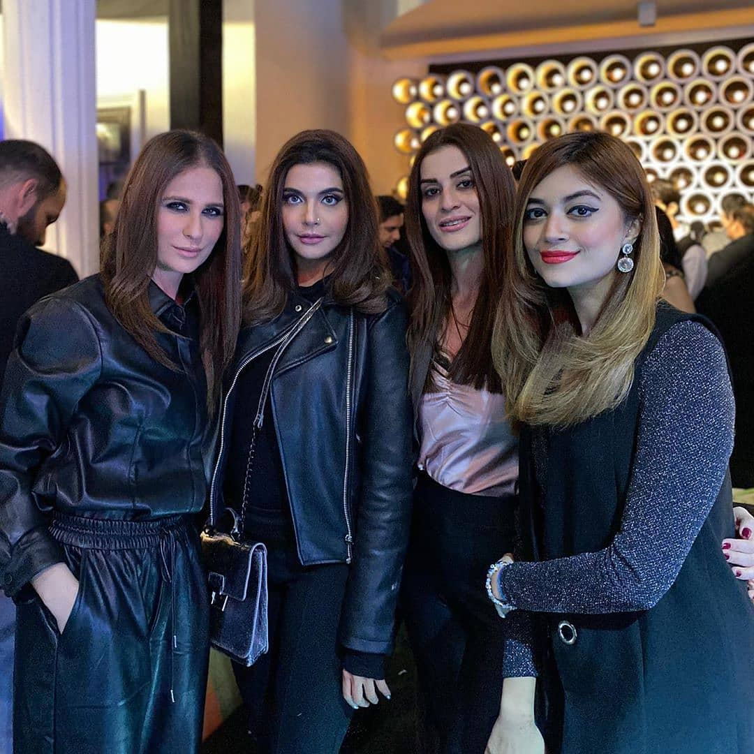 Celebrities Spotted at the Velo Pakistan New Year Party