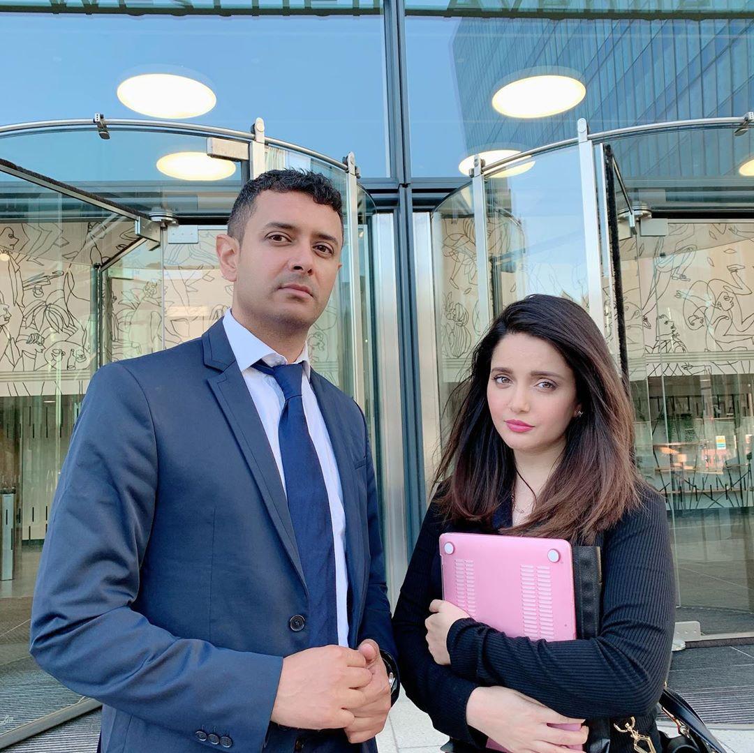 Armeena Khan Husband Faisal Khan - 20 Adorable Pictures