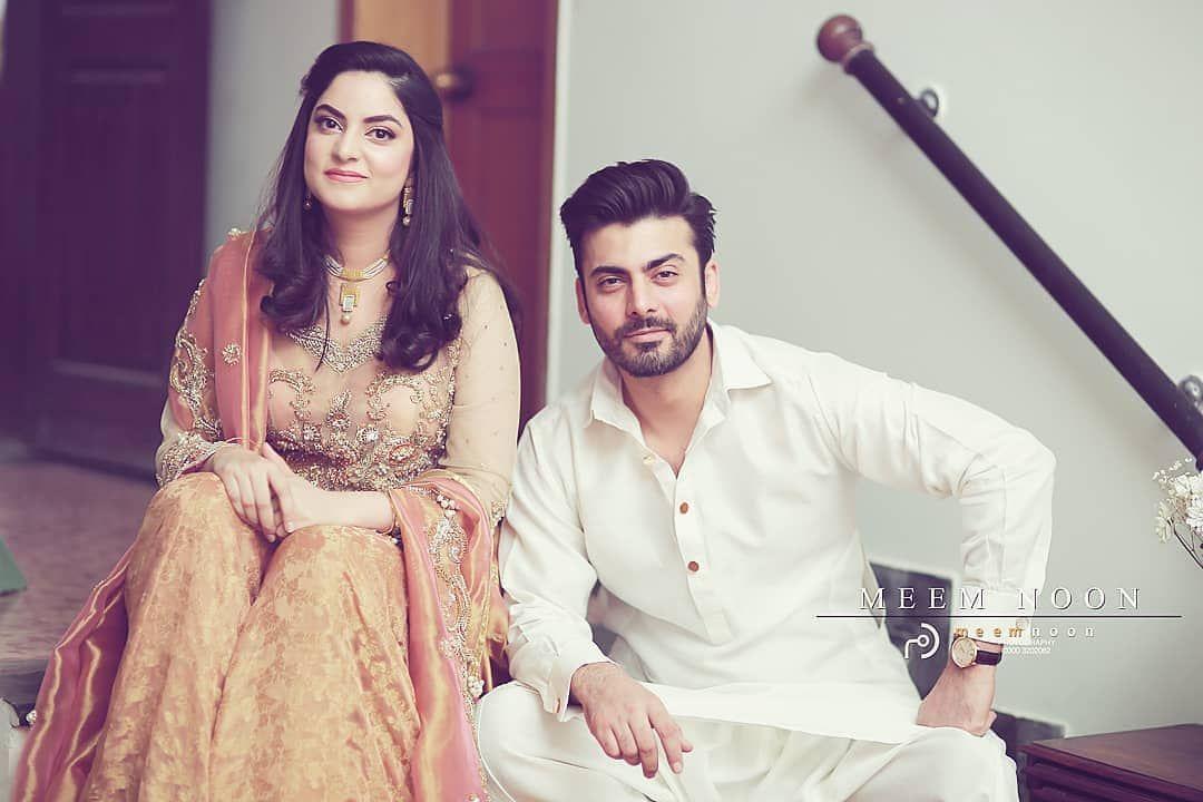 fawad khan sister