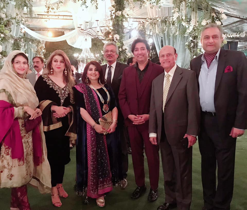 Javeria and Saud's Latest Beautiful Pictures from a Recent Wedding Event