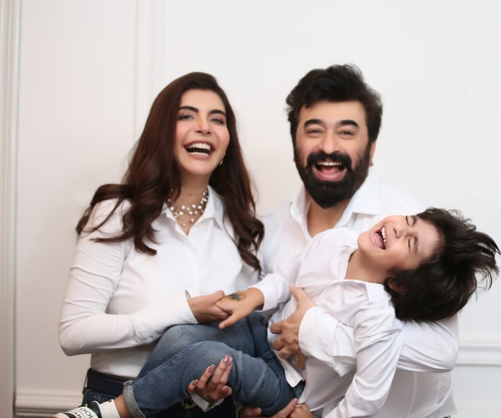 Beautiful Couple Nida Yasir and Yasir Nawaz Pictures from Switzerland