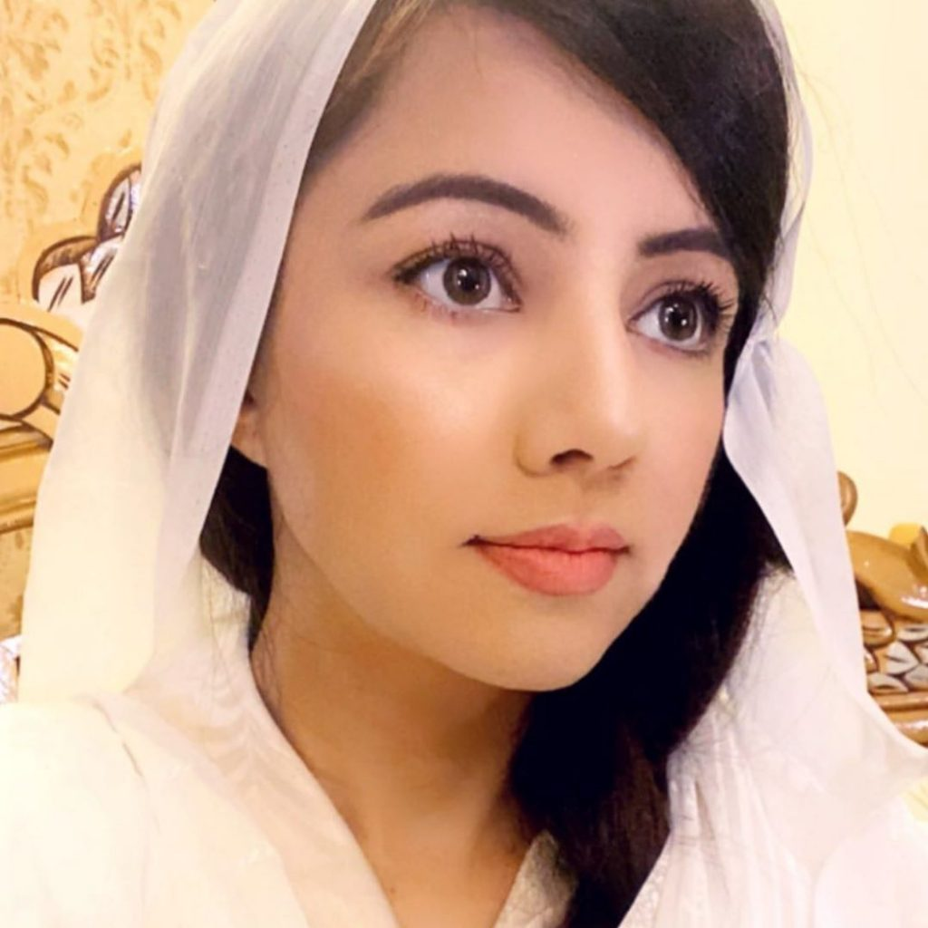 Rabi Pirzada Has A Message For All Her Fans