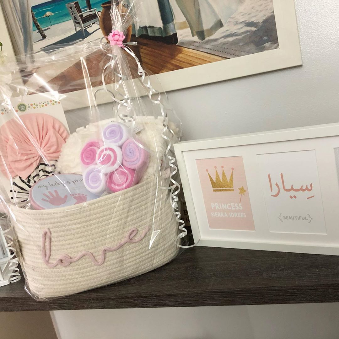 Youtubers Sham Idrees Wife Froggy Baby Shower Pictures