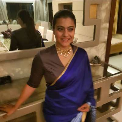 Unseen Pictures of Kajol and Ajay Devgan's House