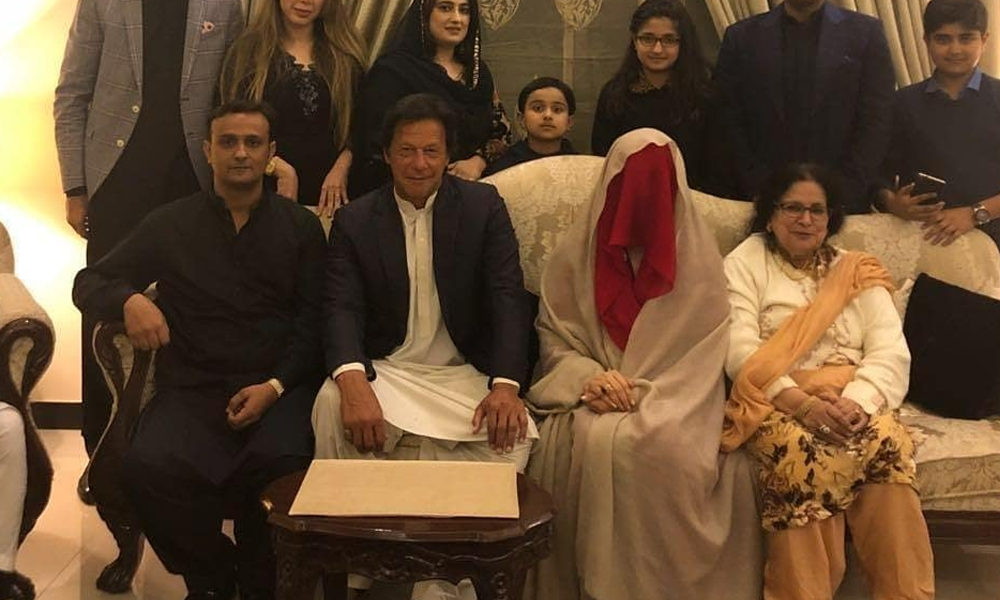 Aamir Liaquat Wishes Happy Marriage Anniversary To Imran Khan 2
