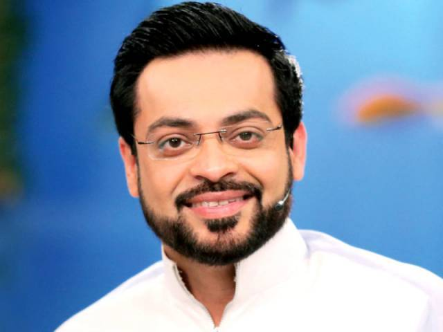 Aamir Liaquat Wishes Happy Marriage Anniversary To Imran Khan 21