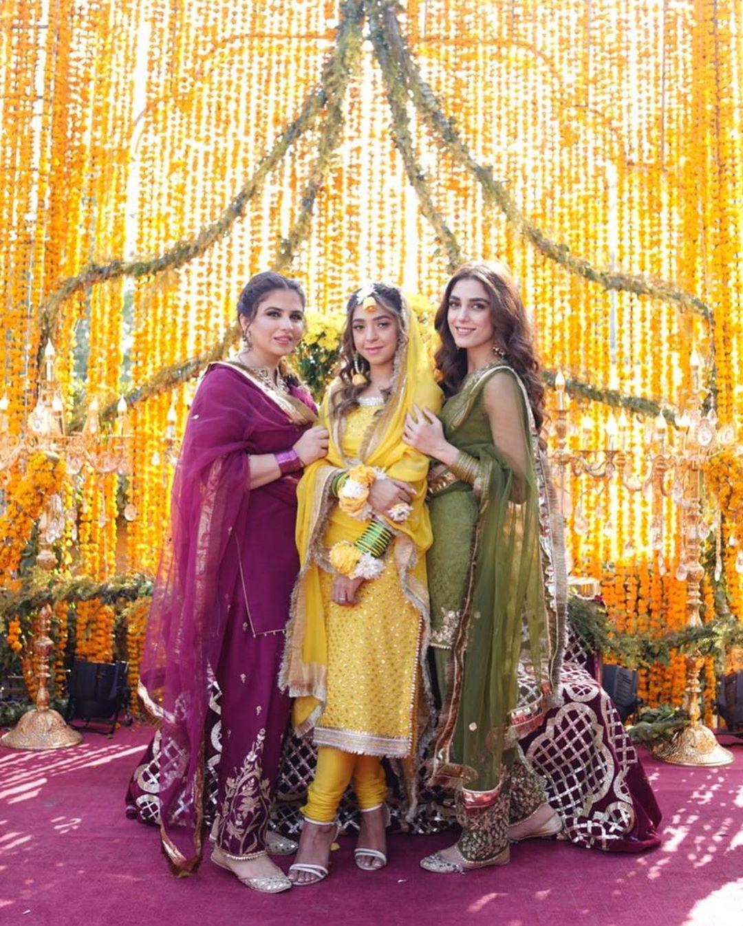 Afnan Qureshi Beautiful Mayoun Pictures 5