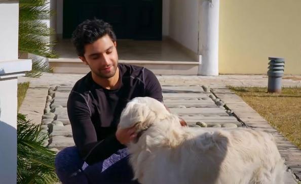 Ahad Raza Mir Loves Working With Animals 25