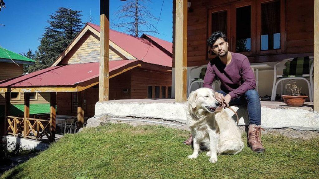 Ahad Raza Mir Loves Working With Animals 5