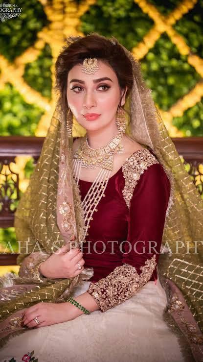 Aisha Khan mehndi
