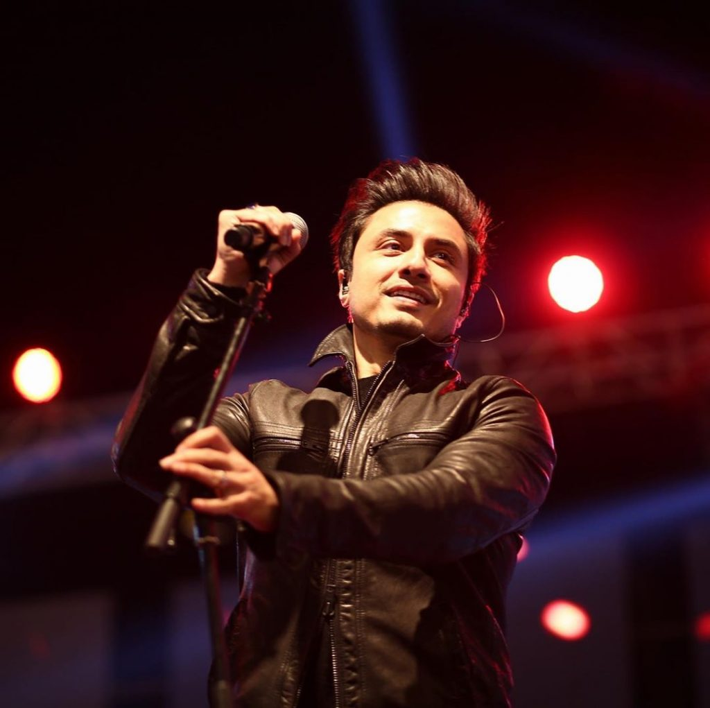 Ali Zafar Wants People To Contribute In His Version Of PSL Song 5