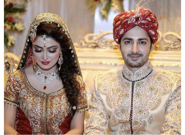 Danish Taimoor Reveals Ayeza Khan's Real Name