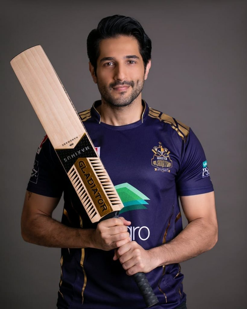 Celebrities And Their Supporting Team In PSL 2020