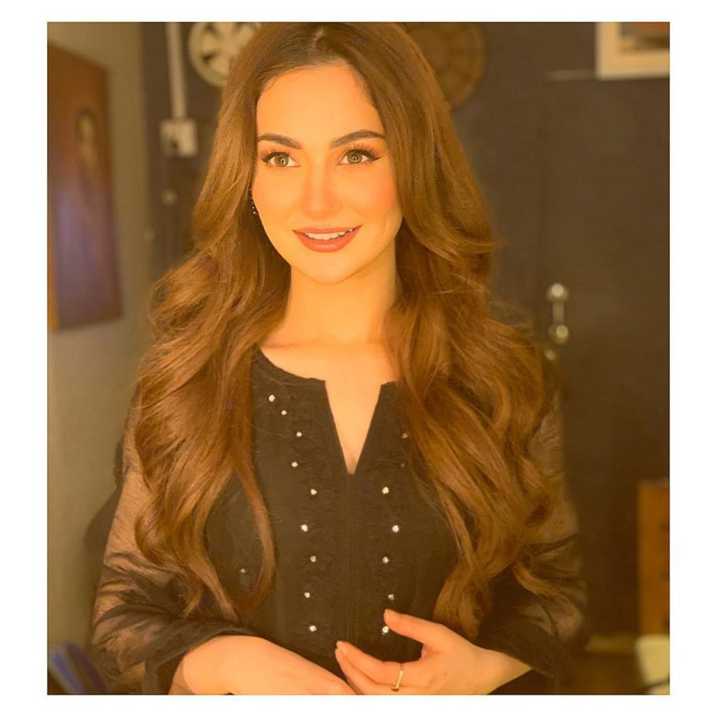 Hania Aamir Opens Up About Wearing A Hijab