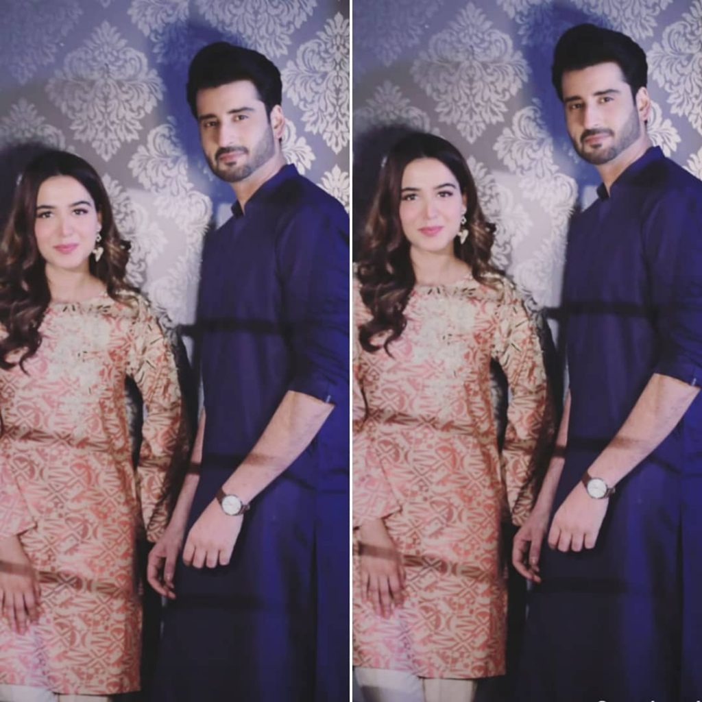 Mansha Pasha And Aagha Ali Are Pairing Up For Telefilm 14