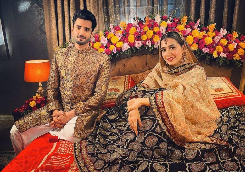 Mansha Pasha And Aagha Ali Are Pairing Up For Telefilm 7