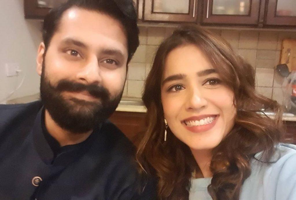 Mansha Pasha Talks About Her Relationship With Jibran Nasir