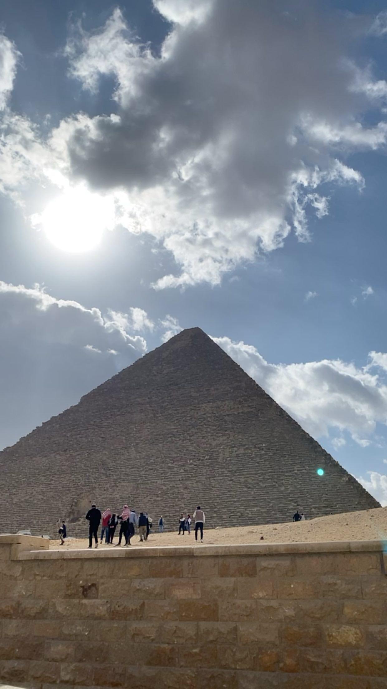 Minal Khan Egypt 11