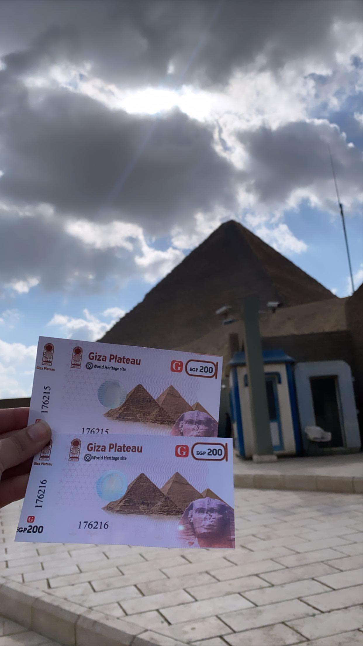 Minal Khan Egypt 12