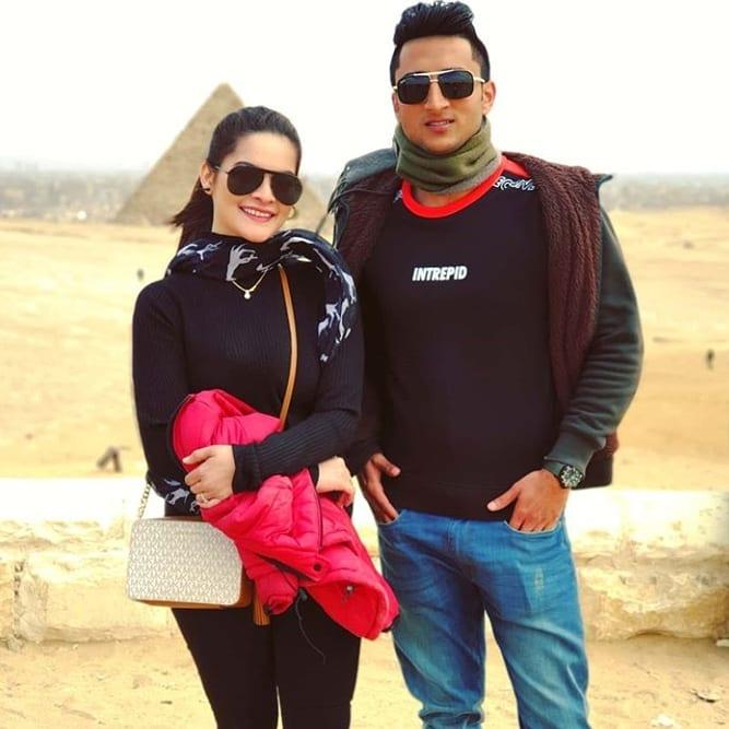 Minal Khan Egypt 17