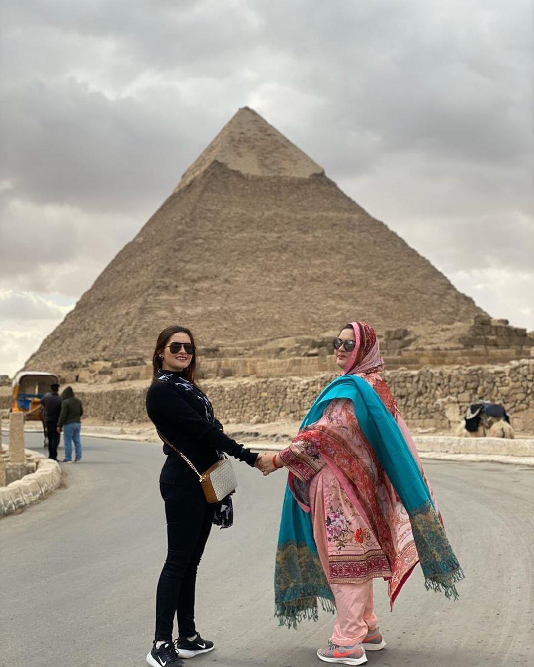Minal Khan Egypt 2
