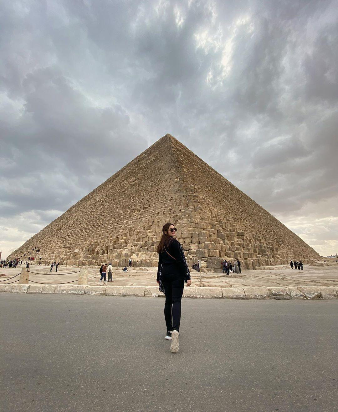 Minal Khan Egypt 5
