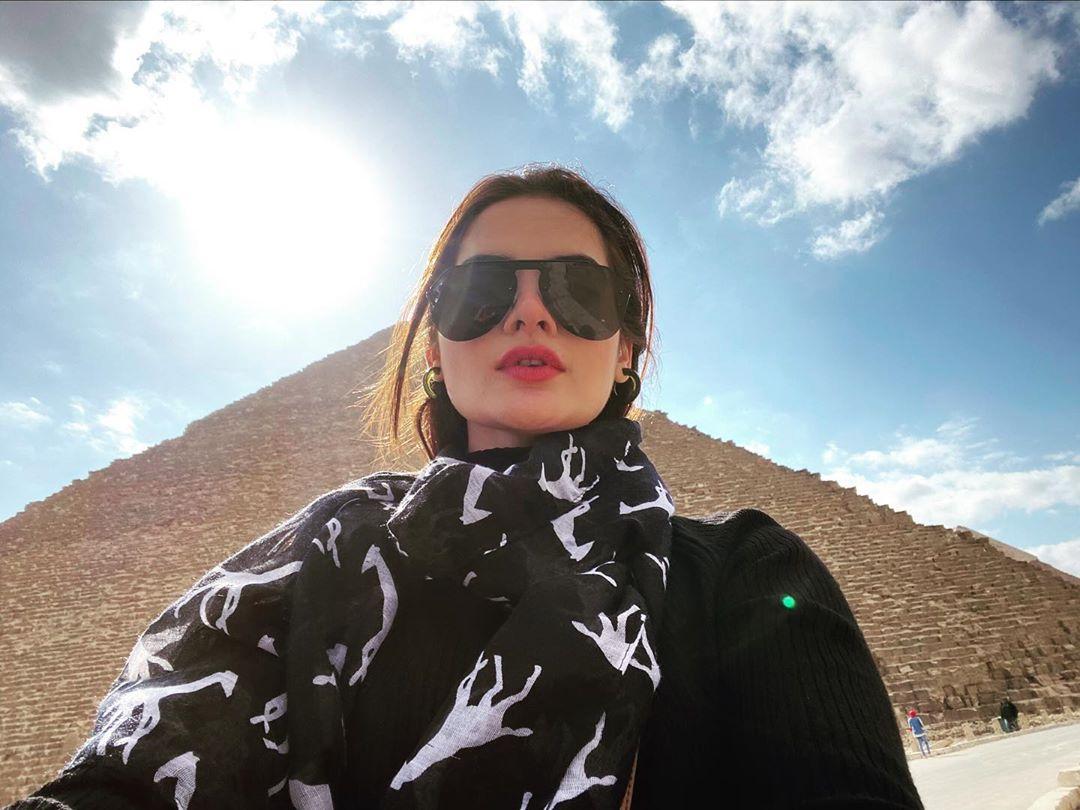 Minal Khan Egypt 6