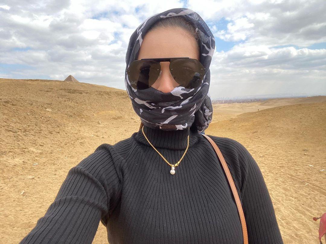 Minal Khan Egypt 7