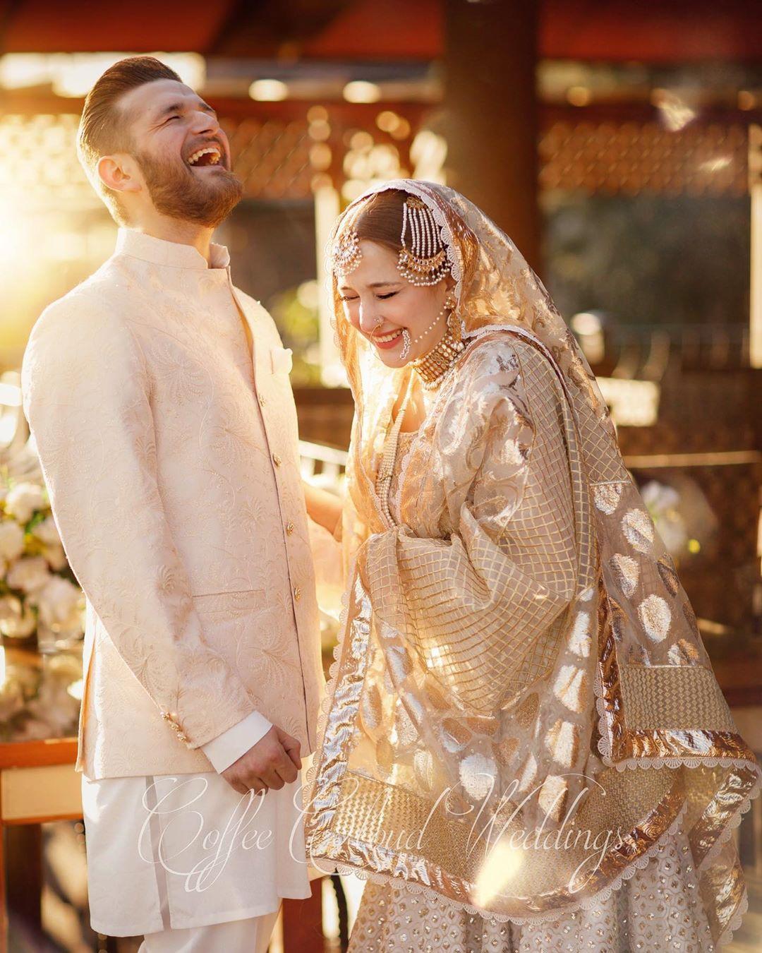 Beautiful HD Pictures of Naimal Khawar's Sister Nikah Ceremony
