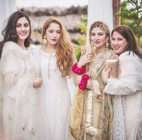 Naimal Khawar Family 1