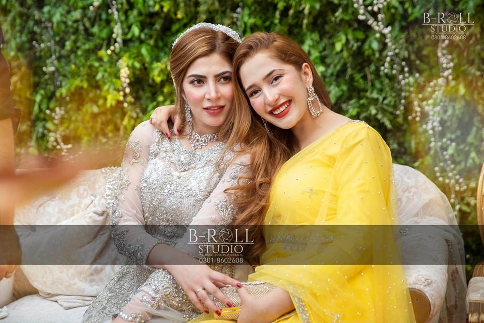 Naimal Khawar Family 2
