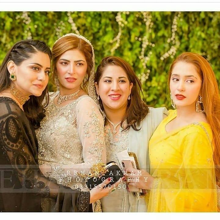 Naimal Khawar Family 3