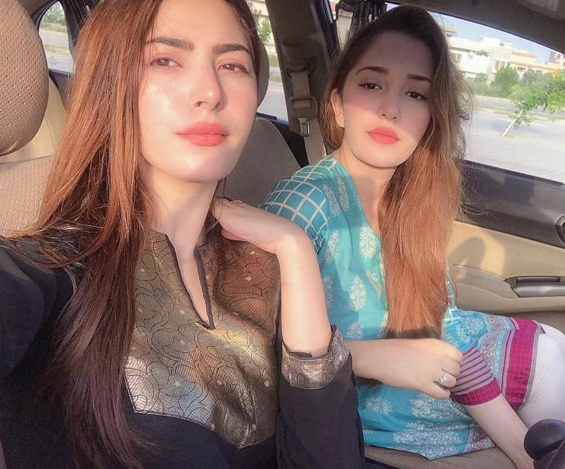 Naimal Khawar Family 6