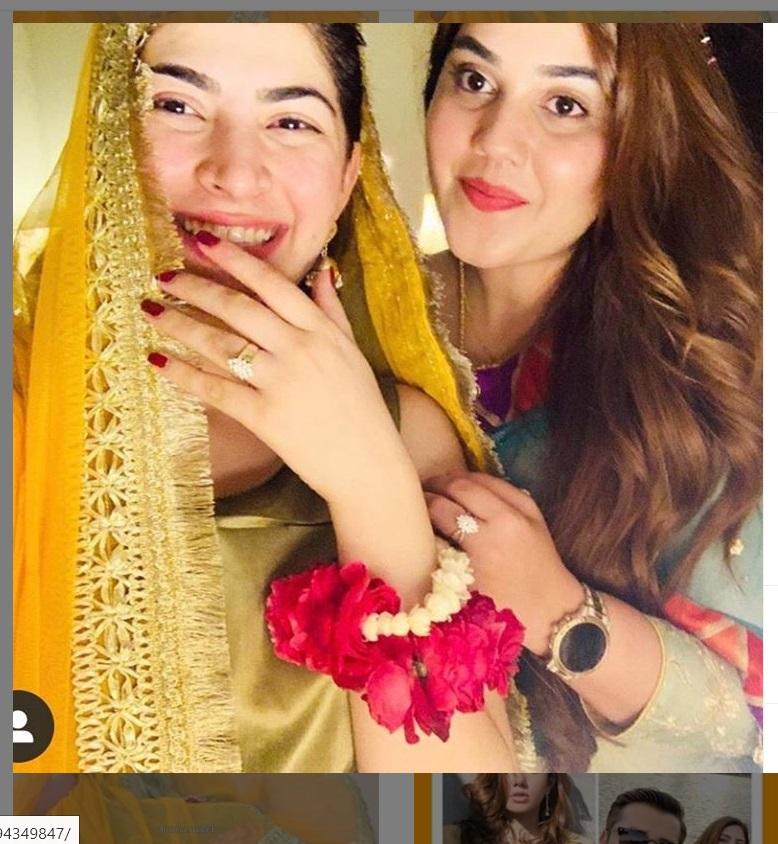 Naimal Khawar Family 9