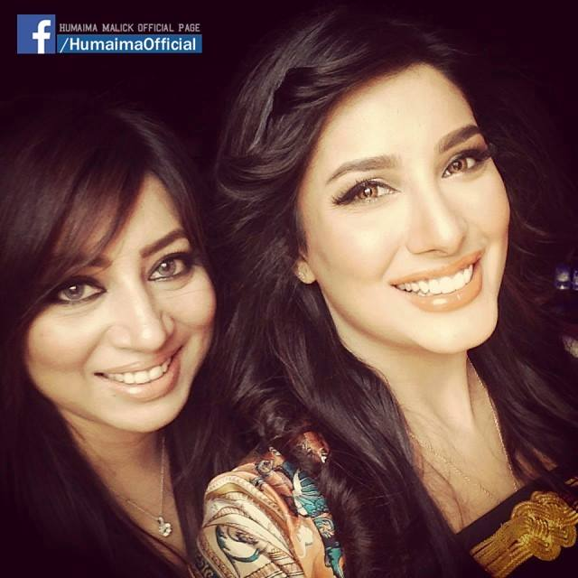 Pakistani Actresses With Their Non Famous Beautiful Sisters