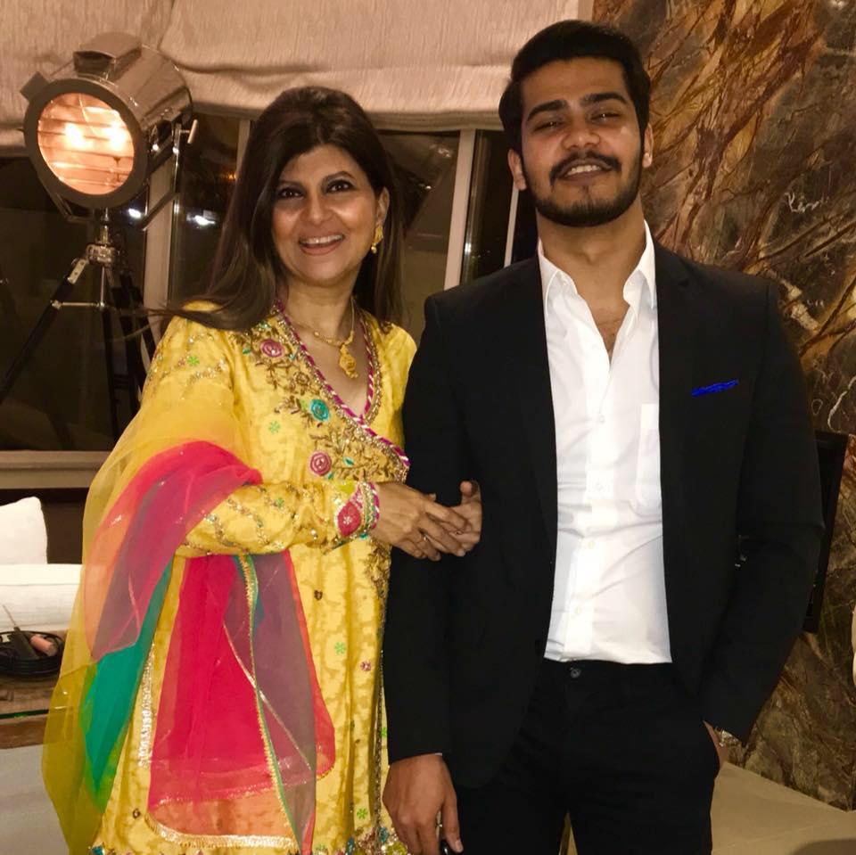 Rubina Ashraf Family 3