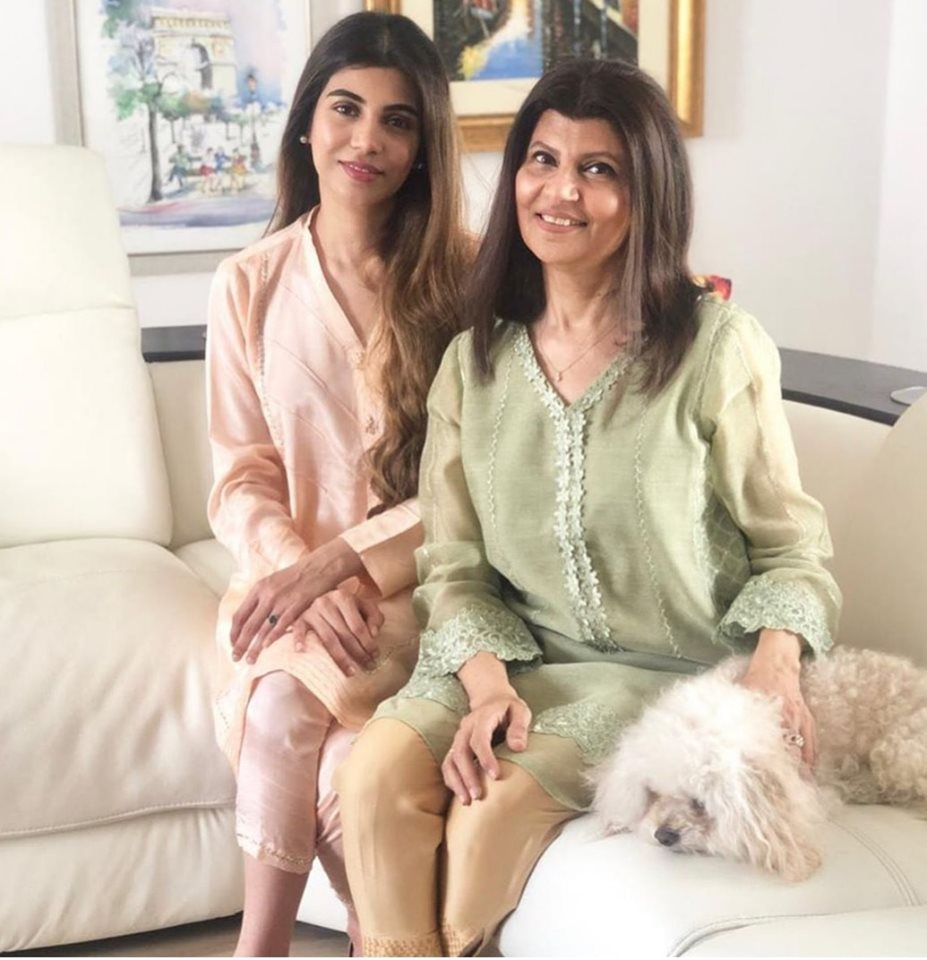 Rubina Ashraf Family 5
