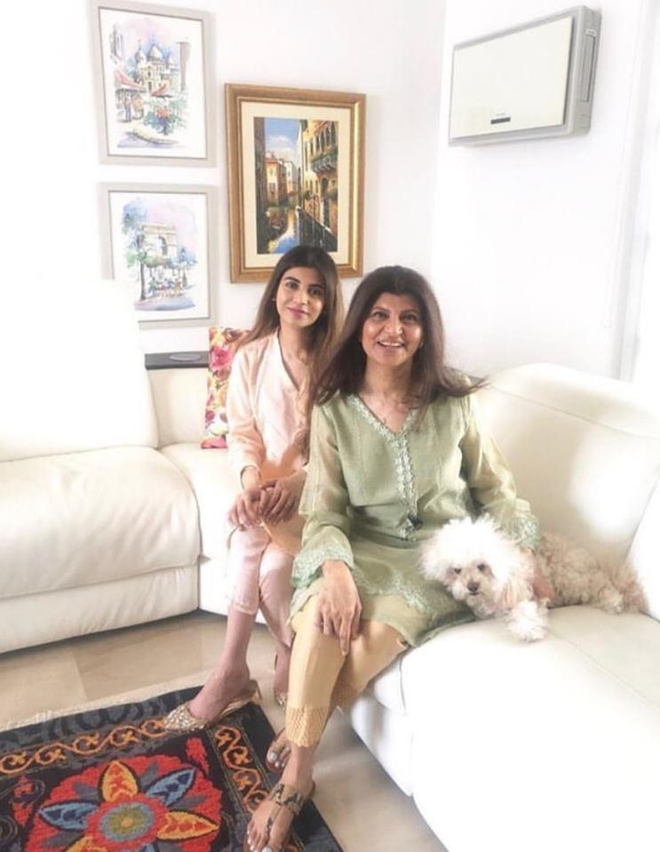 Rubina Ashraf Family 7