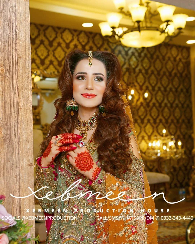 Saniya Shamshad Mehndi Pictures 10
