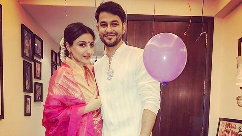 Soha ali khan and kunal kemmu daughter name