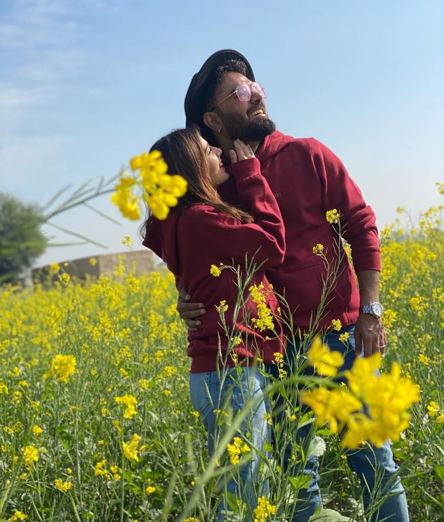 How and Where Iqra Aziz and Yasir Hussain Met for the First Time