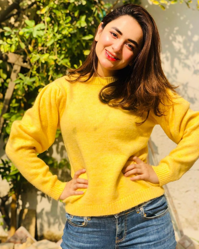 Yumna Zaidi Shares Her Thoughts Through Poetry 2