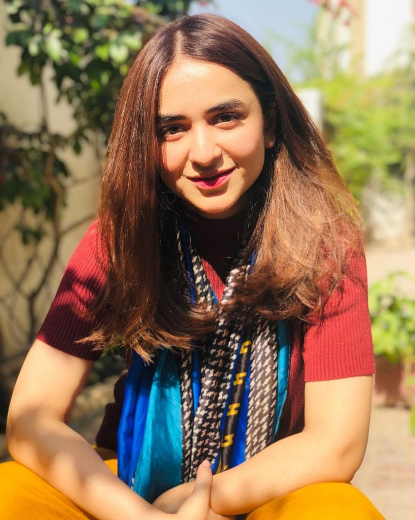 Yumna Zaidi Shares Her Thoughts Through Poetry 3