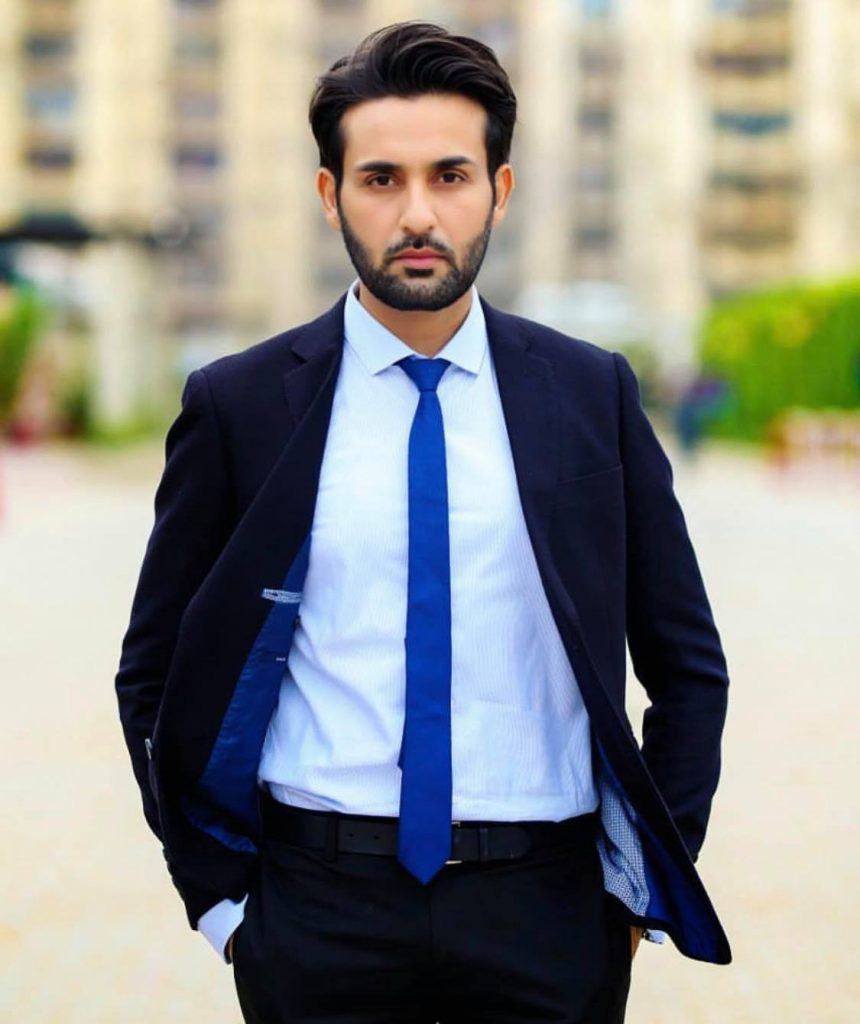 Affan Waheed Opens Up About His Divorce