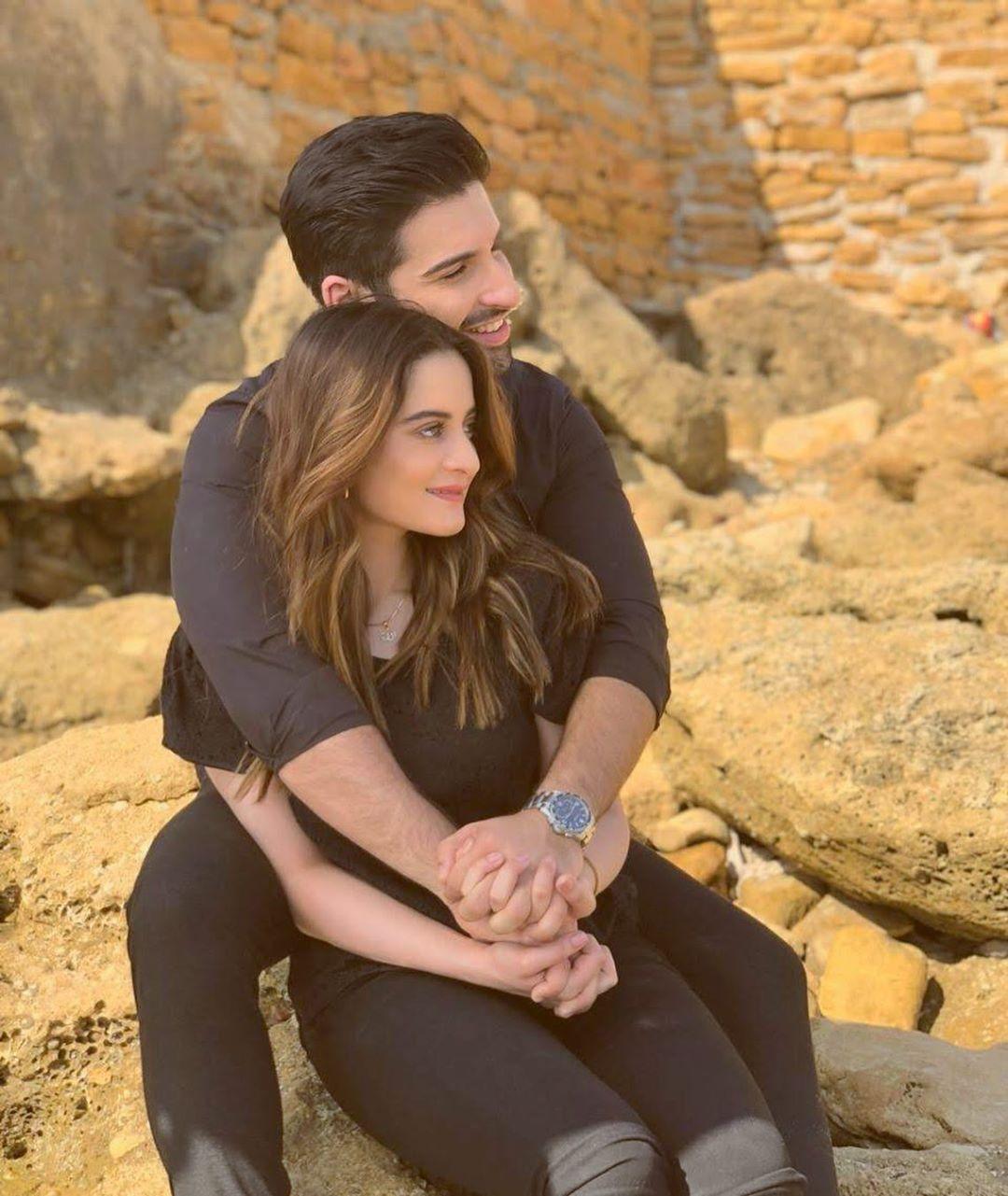 Muneeb Butt – Age, Family, Wedding, Aiman Khan