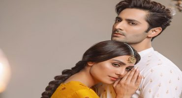 Real Life Couple, Ayeza Khan & Danish Taimoor Are Starring Together In A Drama