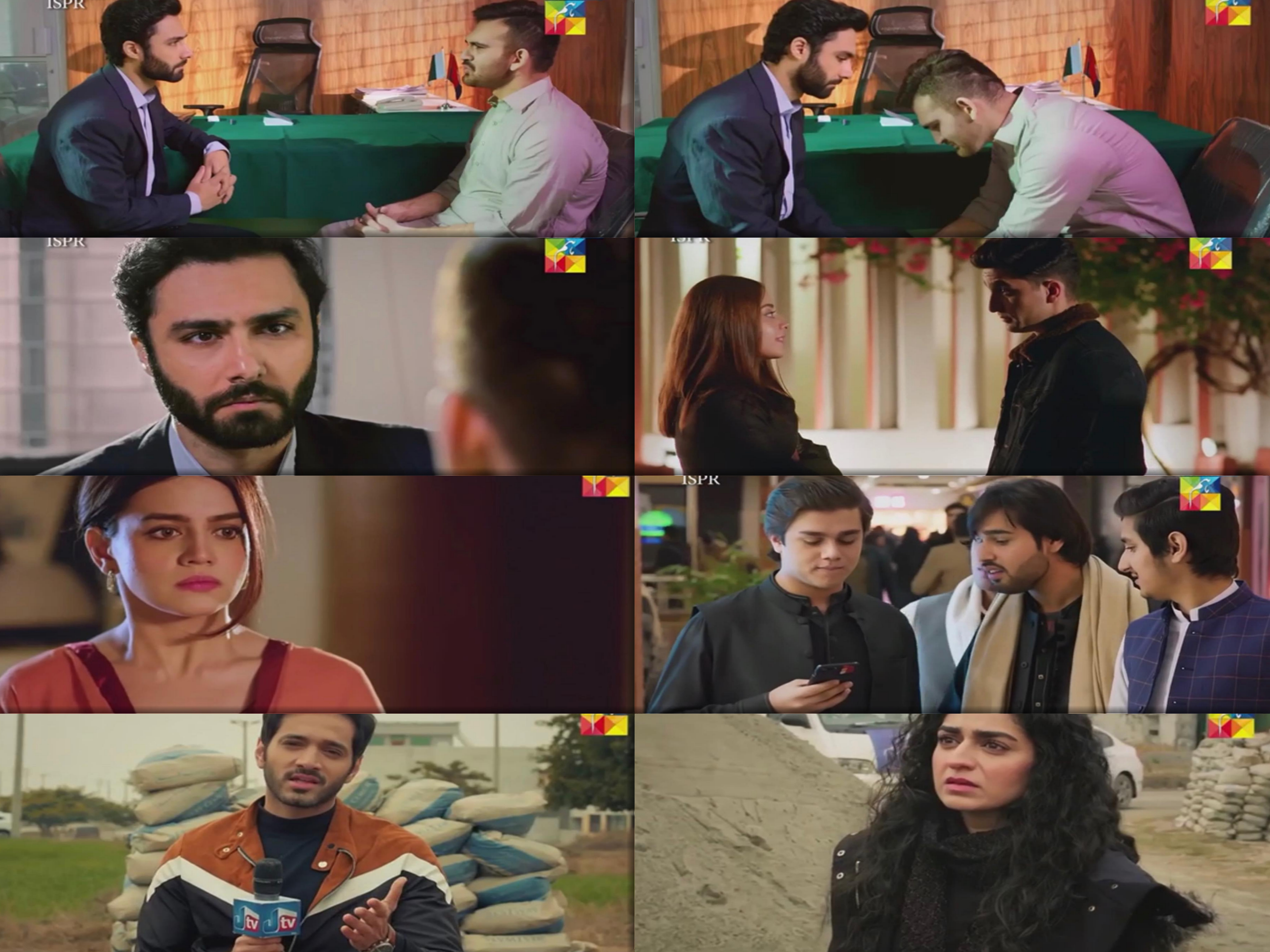 Ehd-e-Wafa Episode 21 Story Review - The Best