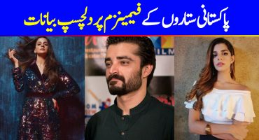 Statements of Pakistani Celebrities about Feminism