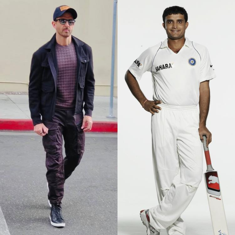 hrithik roshan to collaborate with karan johar for a biopic on former indian cricketer sourav ganguly